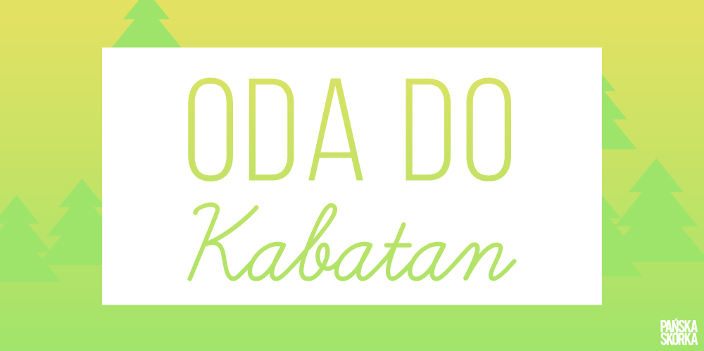 Technowawa #1: Oda do Kabatan